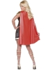 Ladies Gladiator Costume with Cape